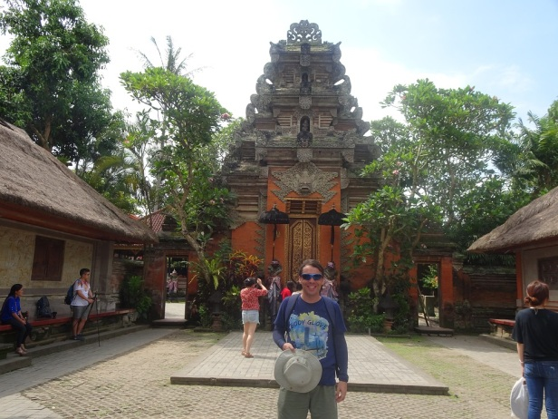 Michael Davis, the Bali Indonesia experience