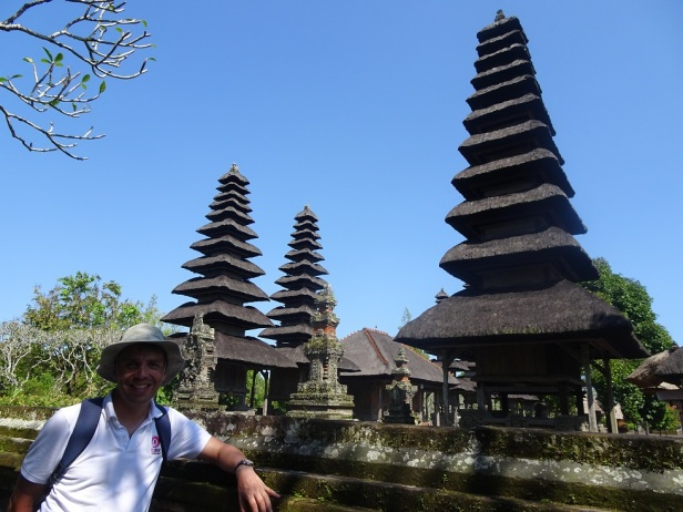 Michael Davis, the Bali Indonesia Experience 2017